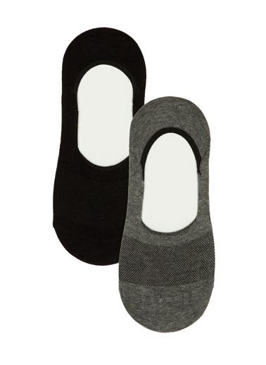 Penti 2'Li Babet Çorabı Renkli